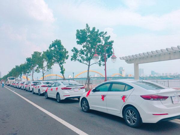 Cho thuê xe hoa tại Đà Nẵng