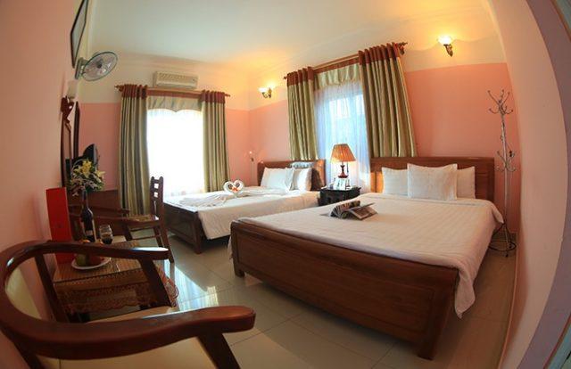 Top 10 khách sạn Huế giá rẻ, phòng tốt, view đẹp