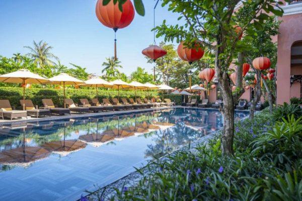 Top 4 khách sạn 5 sao gần phố cổ Hội An nhất