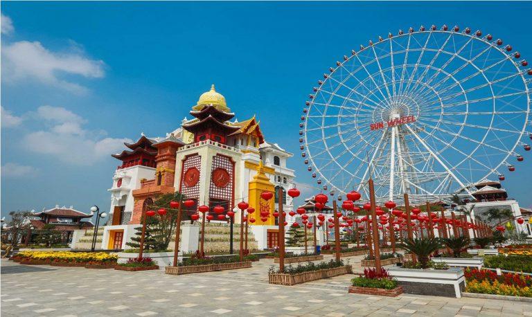 Công Viên Asia Park Đà Nẵng có gì HOT?