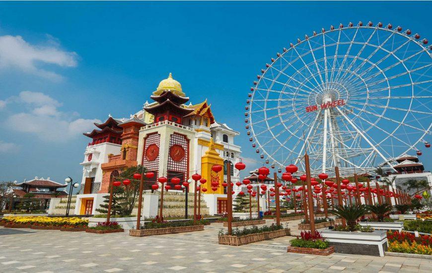 Giá vé tham quan các điểm du lịch Đà Nẵng bạn không thể bỏ qua