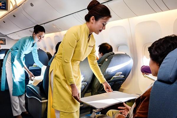 Kinh nghiệm đi máy bay lần đầu cho người mới