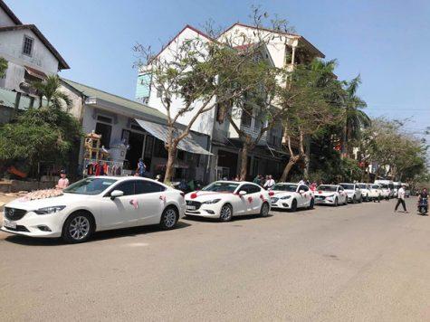 Cho thuê xe cưới tại Điện Bàn, Quảng Nam