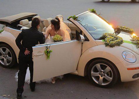 Dịch vụ cho thuê xe cưới tại Hội An