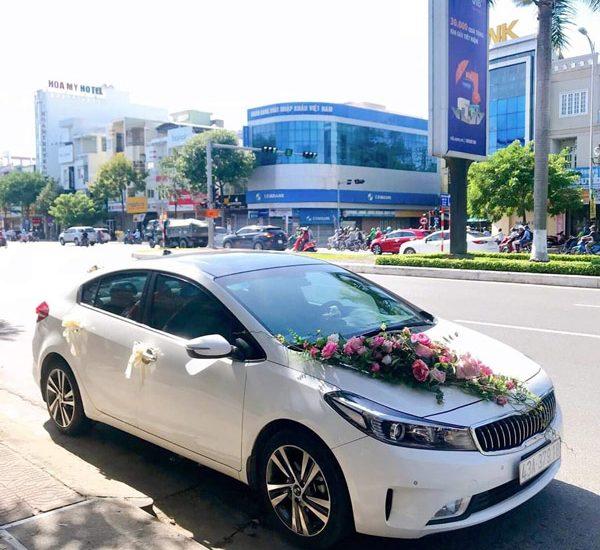 Dịch vụ cho thuê xe cưới tại Đà Nẵng