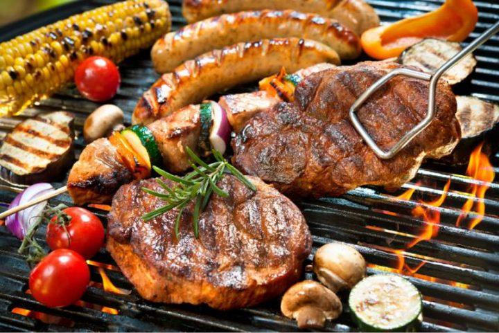 Kinh nghiệm tổ chức tiệc BBQ ngoài trời