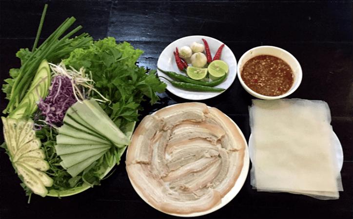 Top 3 quán bánh tráng cuốn thịt heo ngon nhất Đà Nẵng – mà nhất định bạn phải thử.